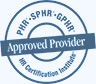 PHR, SPHR, GPHR Approved Provider